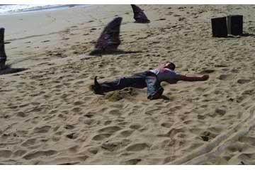 「ビーチ・シャーク」の場面写真4 DVD 洋画