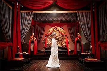 独孤皇后 ~乱世に咲く花~ DVD-BOX 1 場面写真5