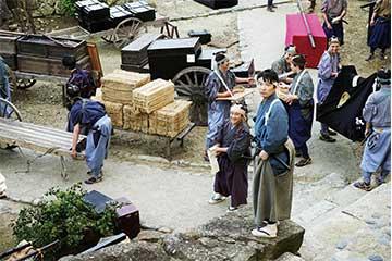 「引っ越し大名!」のシーン6 DVD 邦画