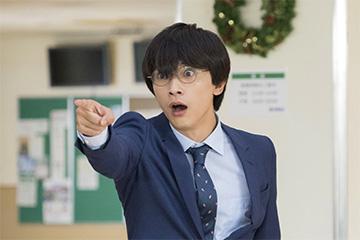 「一度死んでみた」の松岡(吉沢亮)が指さすシーン Blu-ray 邦画 コメディ