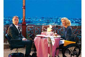 「パリ、嘘つきな恋」のシーン1 DVD 洋画 ラブロマンス